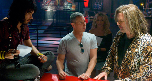 Rock of Ages - Adam Shankman with Russell Brand and Alec Baldwin