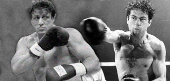Rocky Balboa vs Jake La Motta