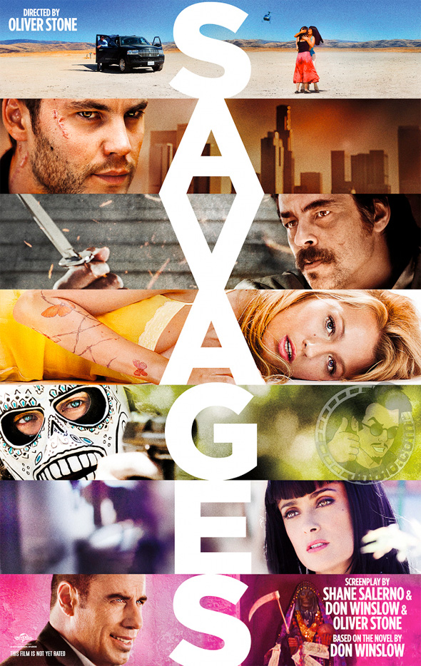 Savages - Teaser Poster