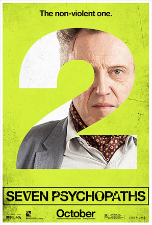 Seven Psychopaths Posters - 2