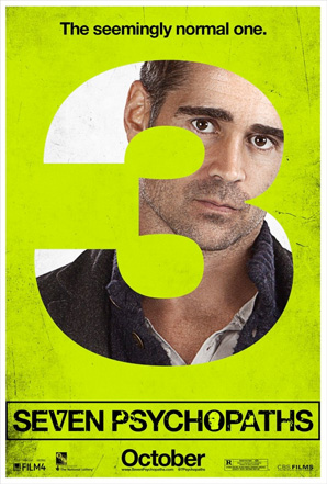 Seven Psychopaths Posters - 3