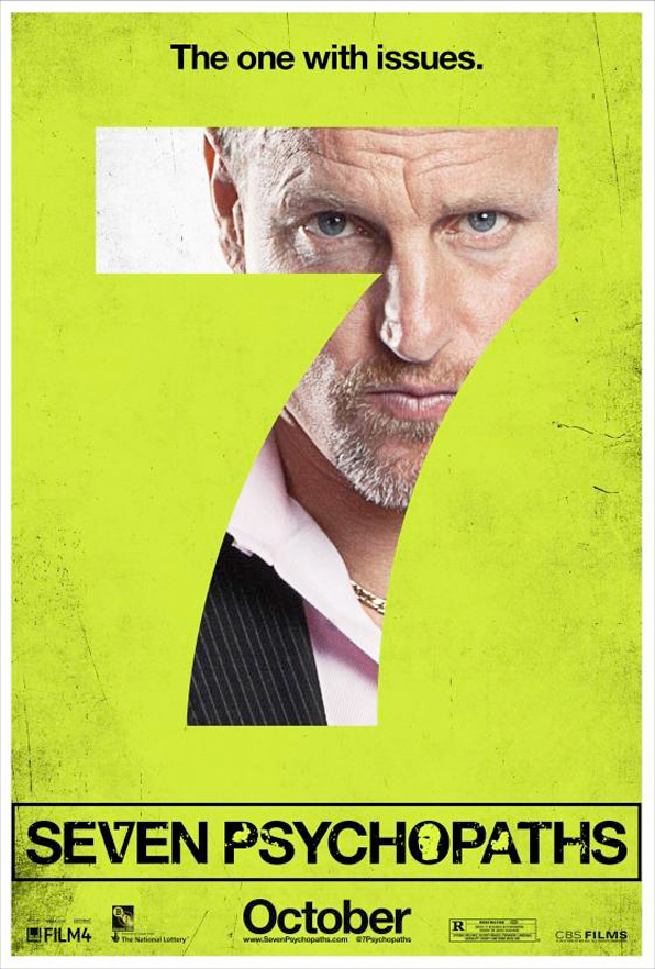 Seven Psychopaths Posters - 7