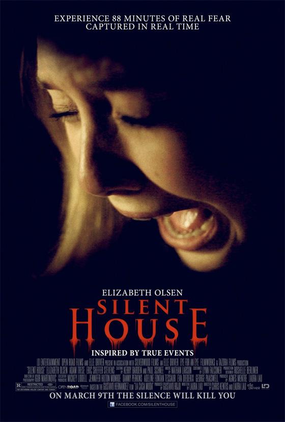 Silent House Teaser Poster