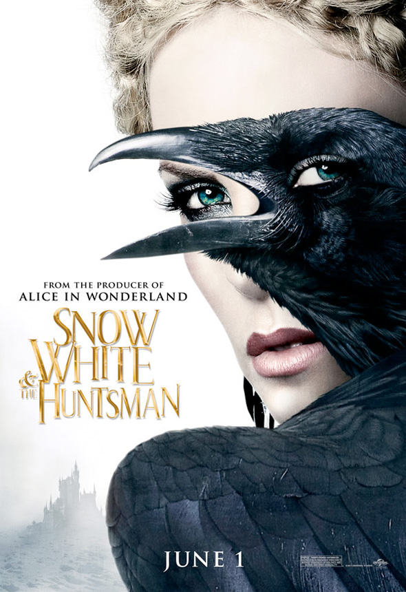 Snow White and the Huntsman - Evil Queen poster