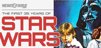 The First 35 Years of Star Wars