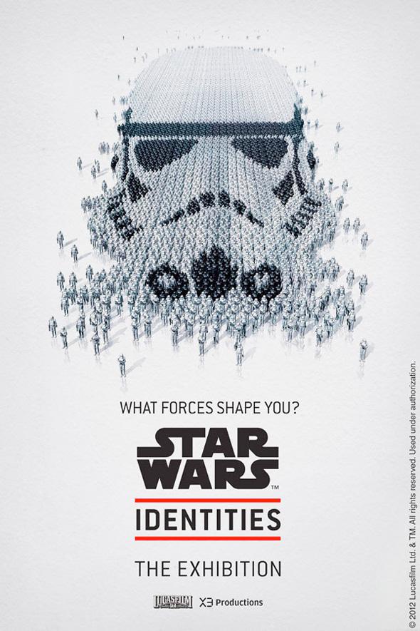 Star Wars: Identities - Stormtrooper Poster