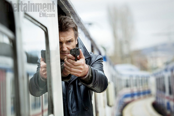 Taken 2 - First Look - Gunpoint
