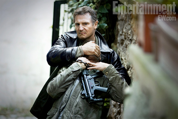 Taken 2 - First Look - Neck Snapping