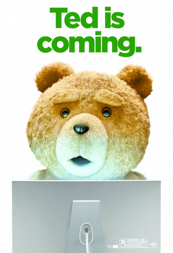 Ted - Computer Poster