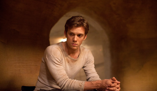 Jake Abel in Andrew Niccol's The Host