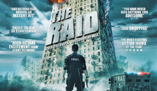 The Raid Banner
