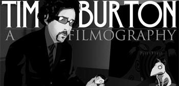Tim Burton: A Filmography