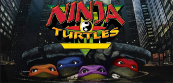 TMNT / Ninja Turtles Logo