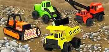 Tonka Trucks