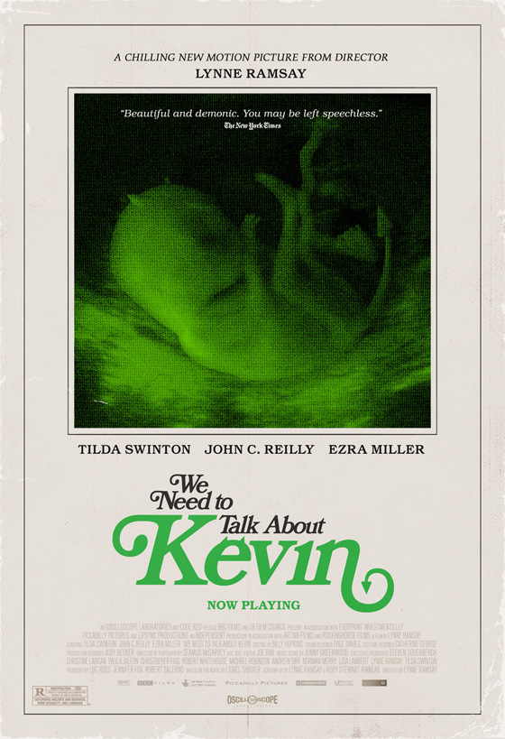 We Need to Talk About Kevin - Rosemary's Baby Poster # 2