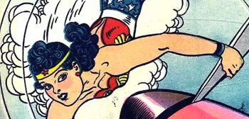 Wonder Woman! Untold Story of American Superheroines