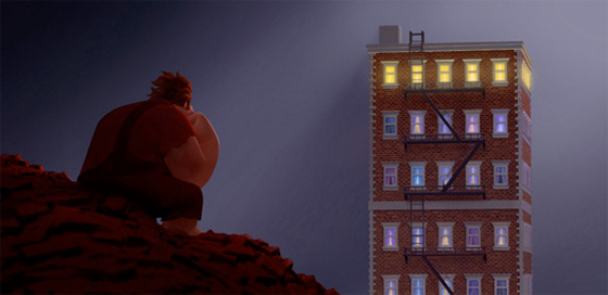 Wreck-It Ralph - Ralph's World