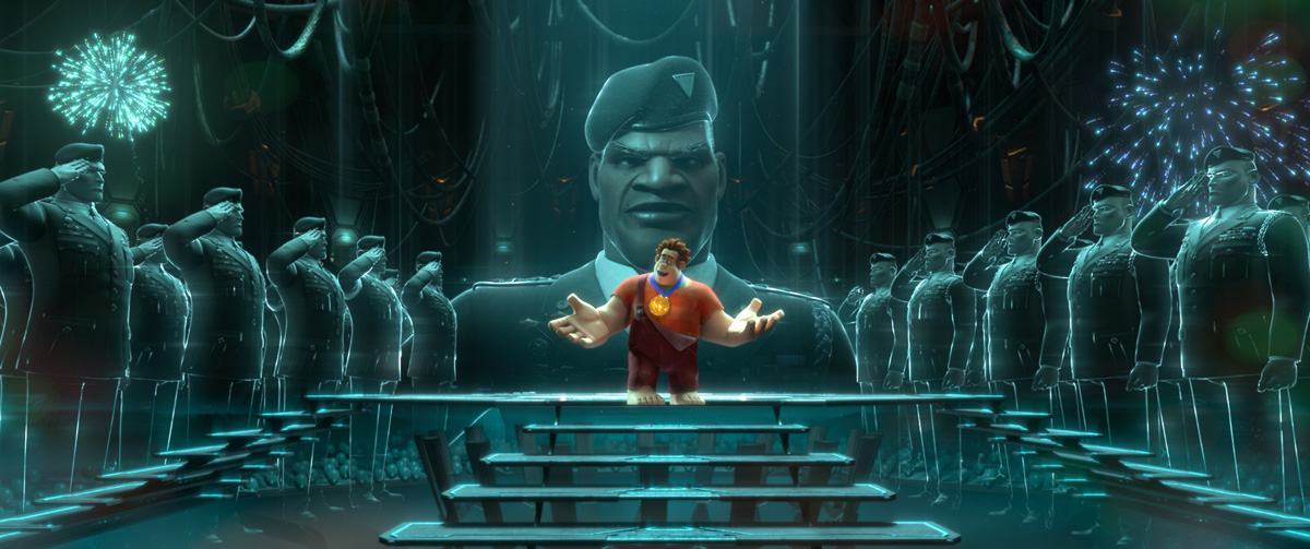 Wreck-It Ralph - Hero's Duty Still