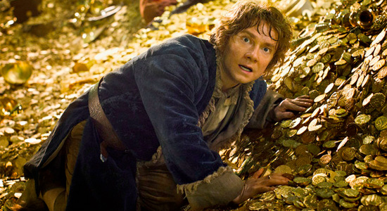 The Hobbit: The Desolation of Smaug & There and Back Again