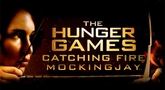 The Hunger Games: Catching Fire & Mockingjay Part I and II