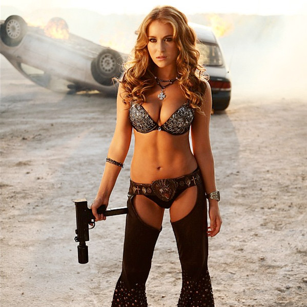 Alexa Vega in Machete Kills Photo