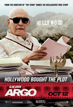 Ben Affleck's Argo Poster