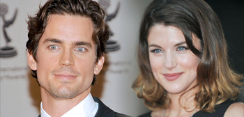 Matt Bomer & Lucy Griffiths