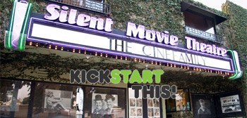 Cinefamily Kickstart This