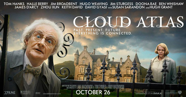 Cloud Atlas Character Banner