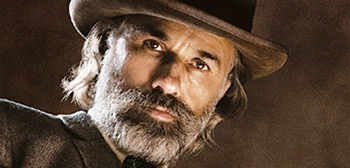 Dr. Schultz in Django Unchained