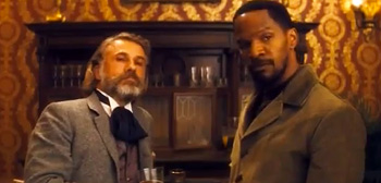 Django Unchained TV Spot