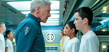 Ender's Game Harrison Ford