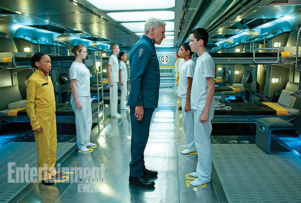 Ender's Game Photo - Harrison Ford