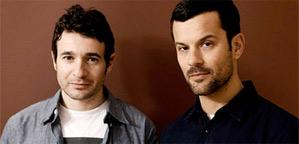 Bart Layton & Dimitri Doganis