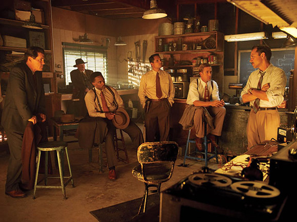Gangster Squad Behind-the-Scenes