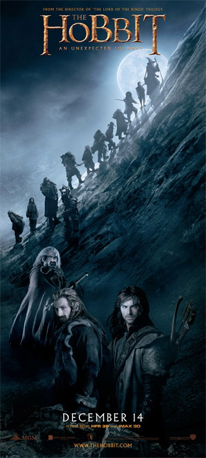 The Hobbit Totem Banner