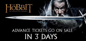 The Hobbit Tickets