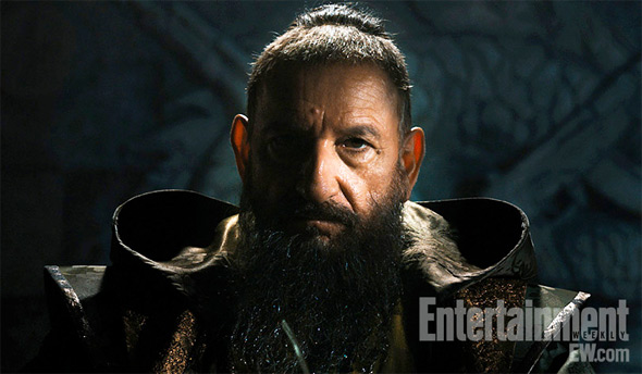 Iron Man 3 - Ben Kingsley as Mandarin