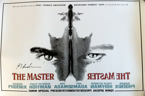 The Master Rorschach Poster