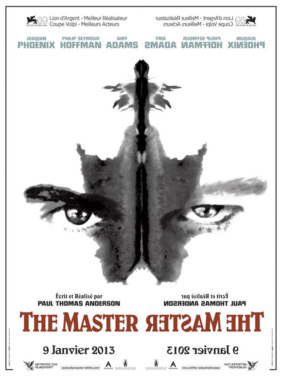 The Master French Poster