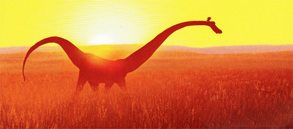 Pixar Concept Art - The Good Dinosaur