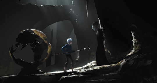Rise of the Guardians Concept Art