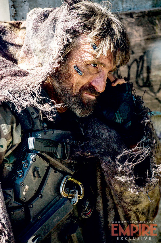 Elysium - Sharlto Copley as Kruger