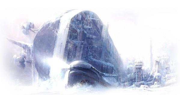 Snowpiercer Concept Art