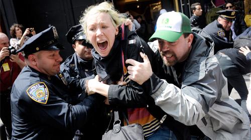 U.S. Documentary - 99% - Occupy Wall Street