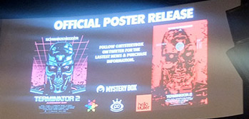 Terminator 2 Posters