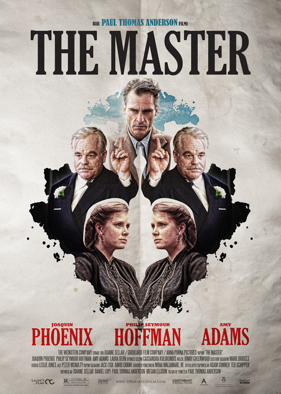 The Master Turkish Poster