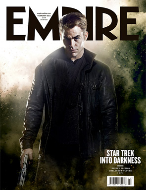 Star Trek Into Darkness Empire Cover