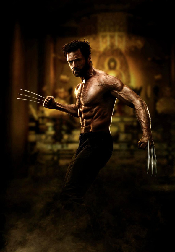 The Wolverine First Look Photo