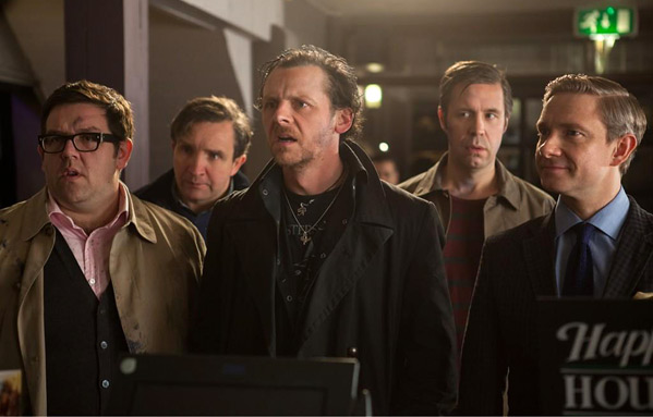 The World's End First Look